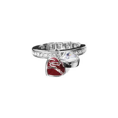 ring woman jewellery Guess UBR81007-S