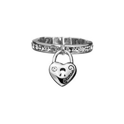 ring woman jewellery Guess UBR81029-S