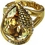 ring woman jewellery Guess UBR81132-S