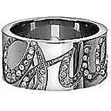 ring woman jewellery Guess USR80902-54