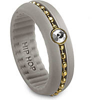 ring woman jewellery Hip Hop Hula Hoop HJ0223