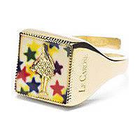 ring woman jewellery Le Carose Alice'S Wonderland ALICE07