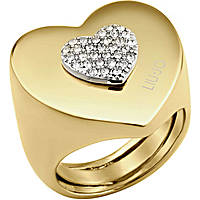 ring woman jewellery Liujo Destini LJ1007