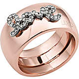 ring woman jewellery Liujo Destini LJ1011
