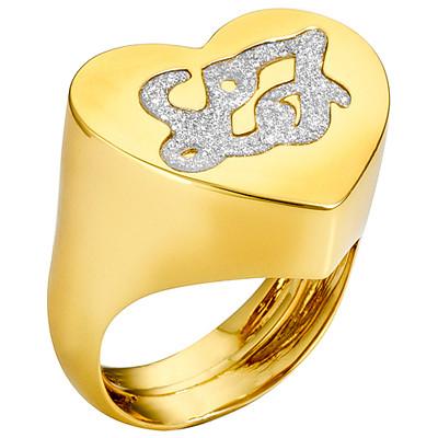 ring woman jewellery Liujo Destini LJ892