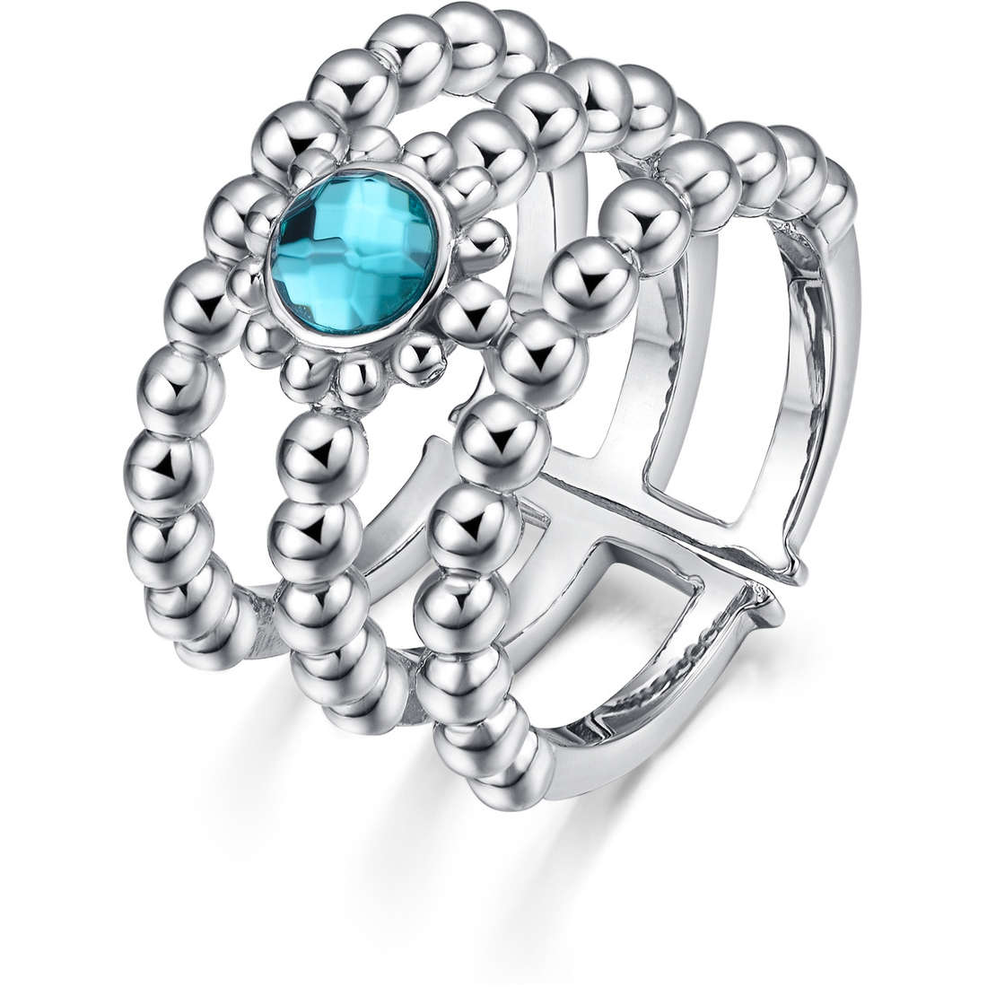 ring woman jewellery Luca Barra Color Life LBANK142.17
