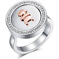 ring woman jewellery Luca Barra LBANK101.19