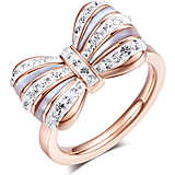 ring woman jewellery Luca Barra LBANK104.17