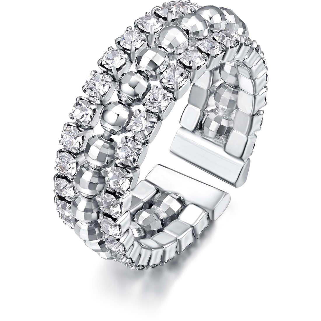 ring woman jewellery Luca Barra LBANK106