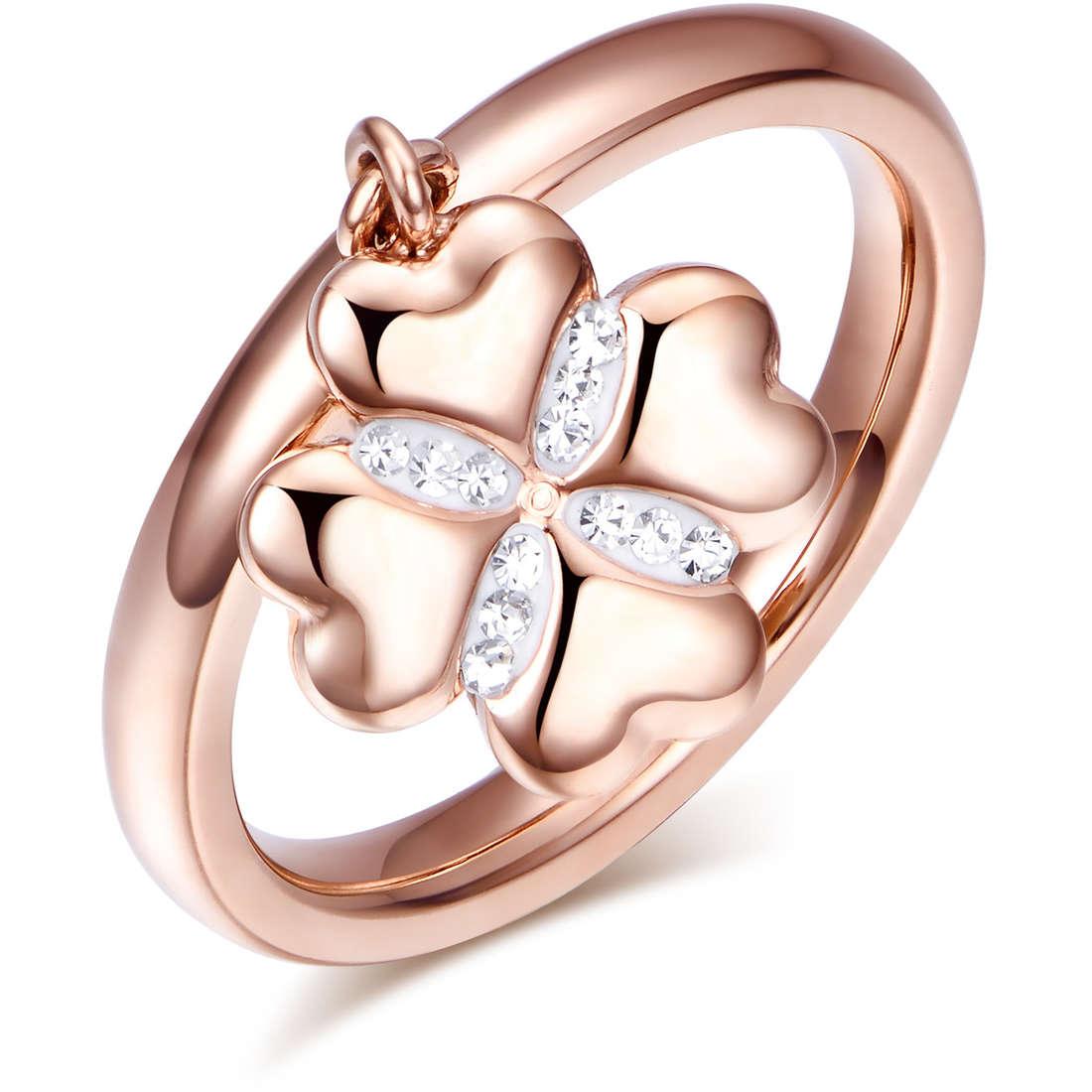 ring woman jewellery Luca Barra LBANK130.15