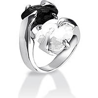 ring woman jewellery Luca Barra LBANK23.BW.15