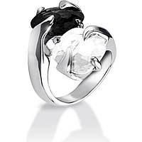 ring woman jewellery Luca Barra LBANK23.BW.15