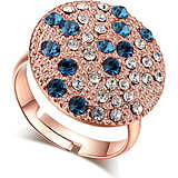 ring woman jewellery Luca Barra LBANK84