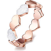 ring woman jewellery Luca Barra Pretty Moment LBANK149.19