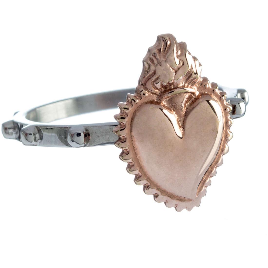 ring woman jewellery Marlù Sacro Cuore 13AN012-14