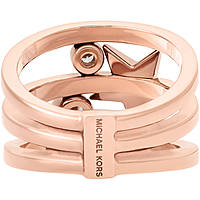ring woman jewellery Michael Kors Brilliance MKJ6736791504