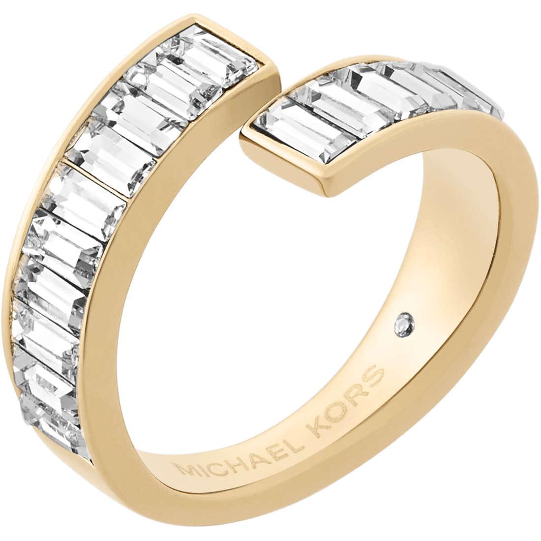 ring woman jewellery Michael Kors Fashion MKJ6083710506