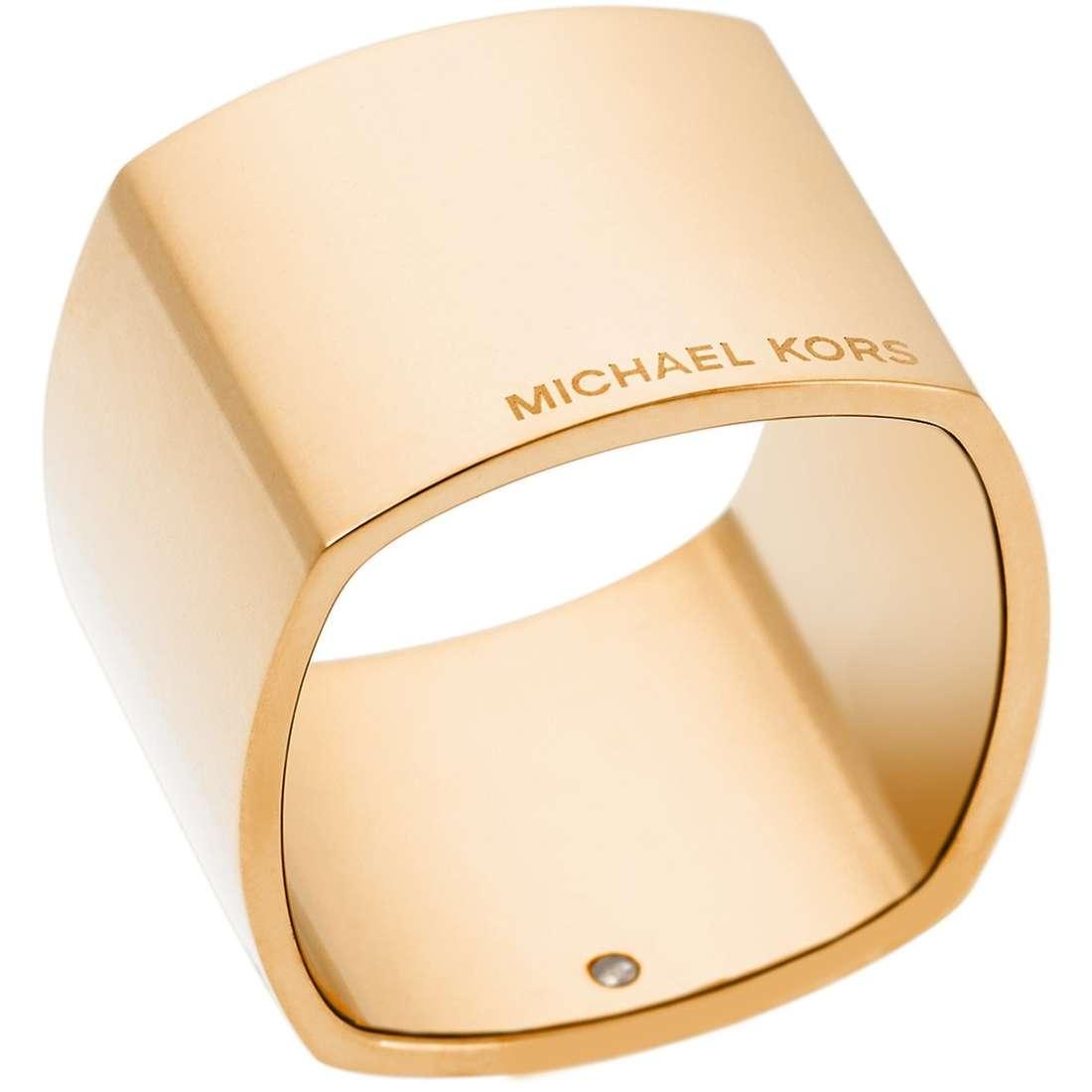 ring woman jewellery Michael Kors MKJ4686710506