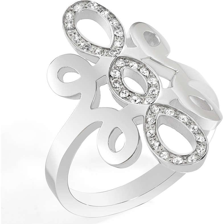 ring woman jewellery Morellato Arabesco SAAJ24012