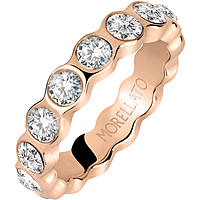 ring woman jewellery Morellato Cerchi SAKM39012