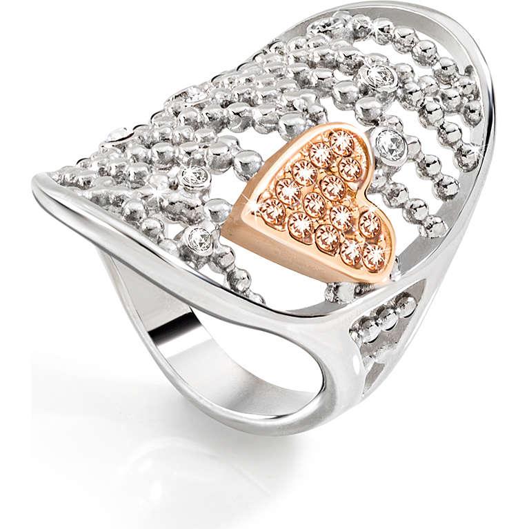 ring woman jewellery Morellato Cuore Mio SADA09018