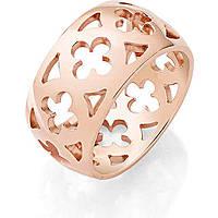 ring woman jewellery Morellato Ducale SAAZ04014