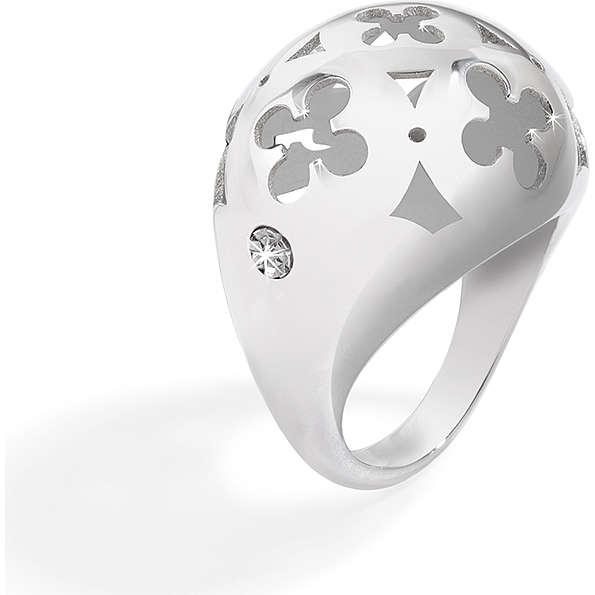 ring woman jewellery Morellato Ducale SAAZ05014