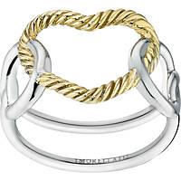 ring woman jewellery Morellato Essenza SAGX16014