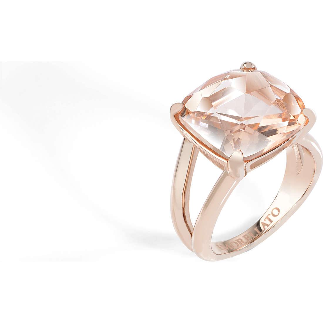 ring woman jewellery Morellato Fioremio SABK01018