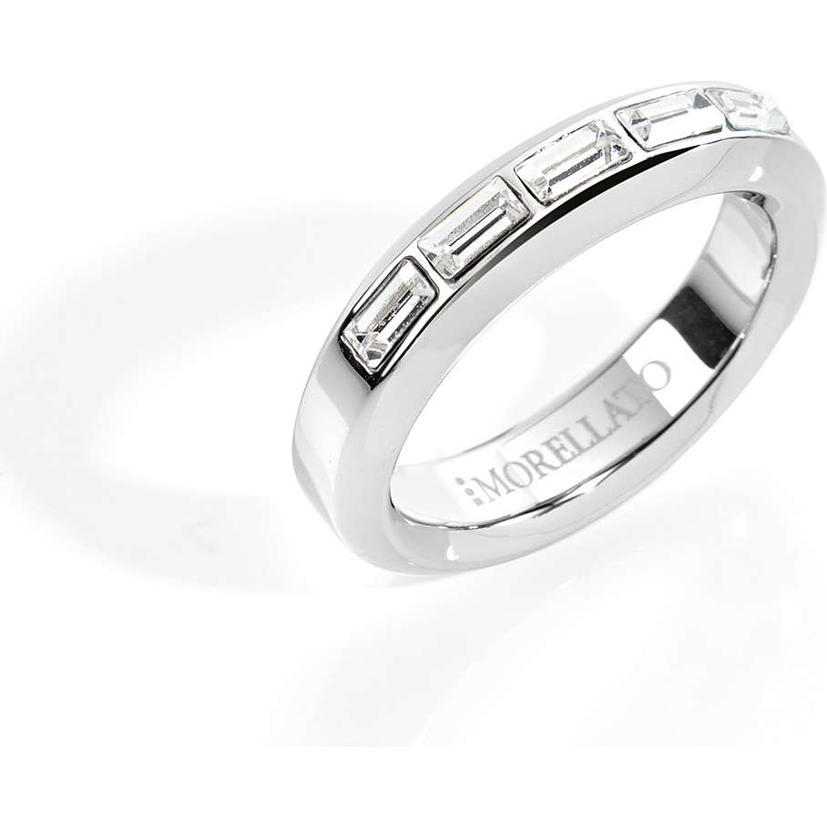 ring woman jewellery Morellato Insieme SSI04012