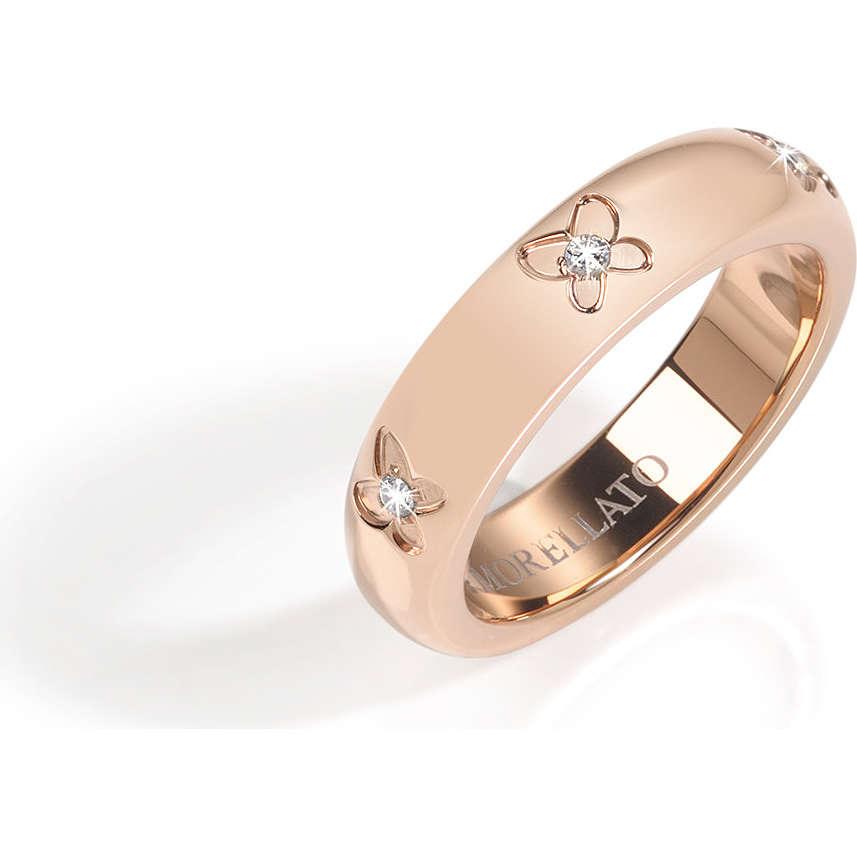 ring woman jewellery Morellato Love Rings SNA28012