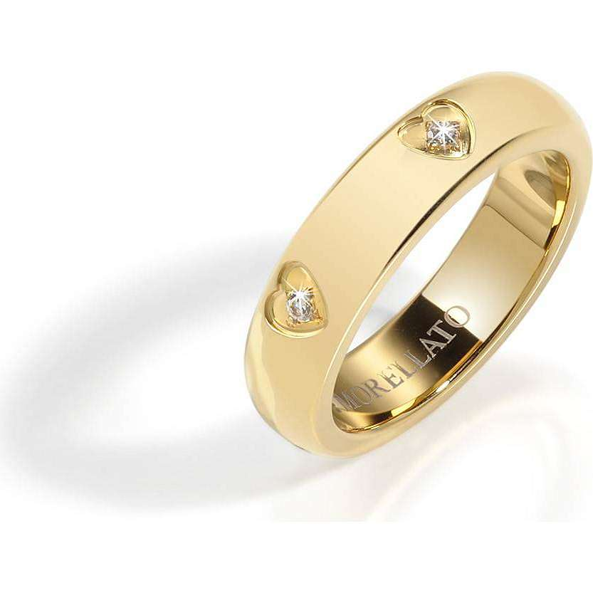 ring woman jewellery Morellato Love Rings SNA29014