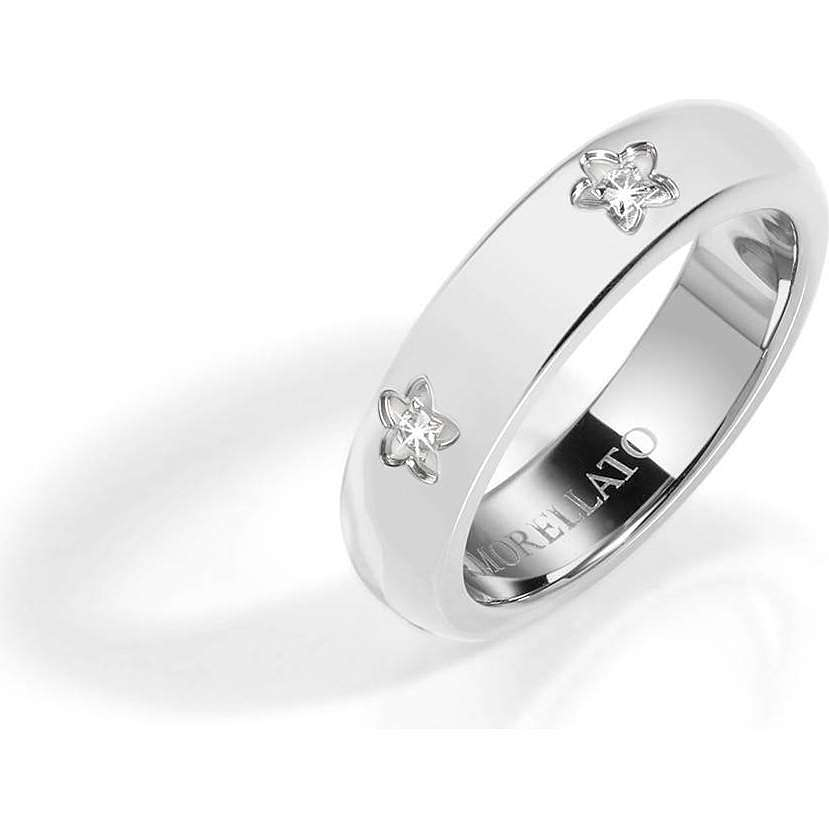 ring woman jewellery Morellato Love Rings SNA30014