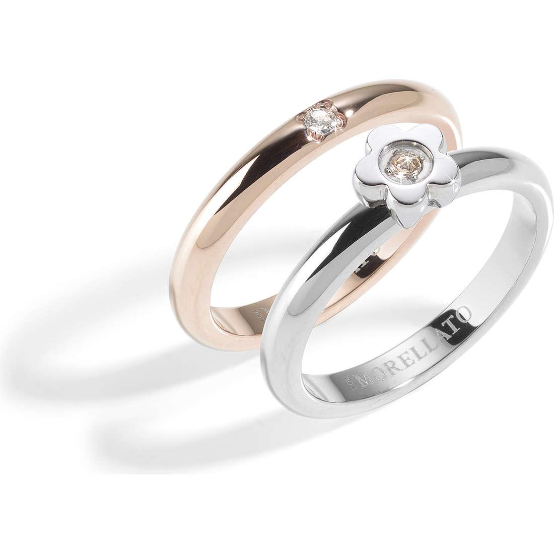 ring woman jewellery Morellato Love Rings SNA33016