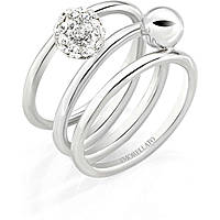 ring woman jewellery Morellato Luminosa SAET09018
