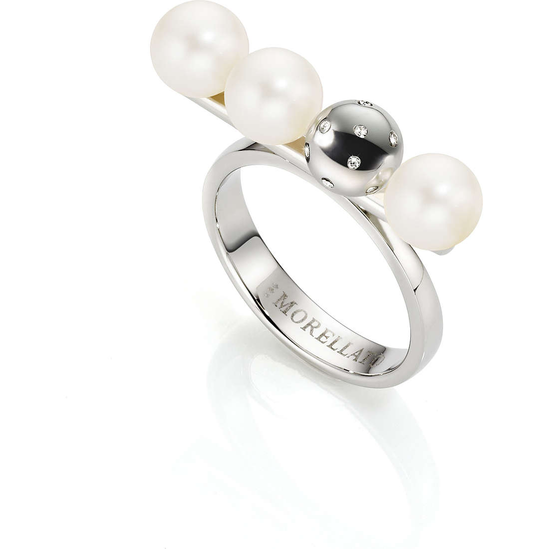 ring woman jewellery Morellato Lunae SADX13014