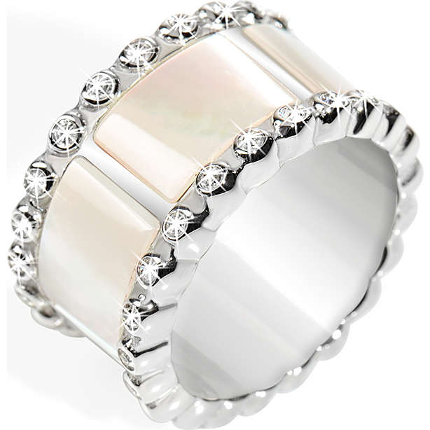 ring woman jewellery Morellato Madreperla SYC07014