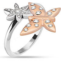 ring woman jewellery Morellato Natura SAHL06012