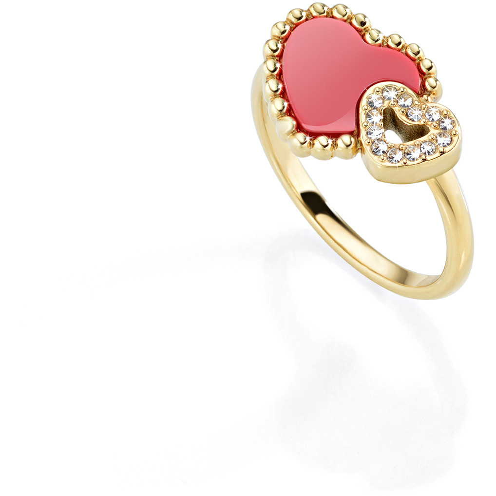 ring woman jewellery Morellato Sempreinsieme SAGF11016