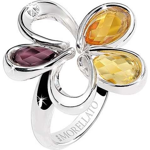 ring woman jewellery Morellato SIQ09014
