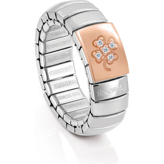 ring woman jewellery Nomination Anelli XTE 044001/003