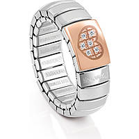 ring woman jewellery Nomination Anelli XTE 044001/005
