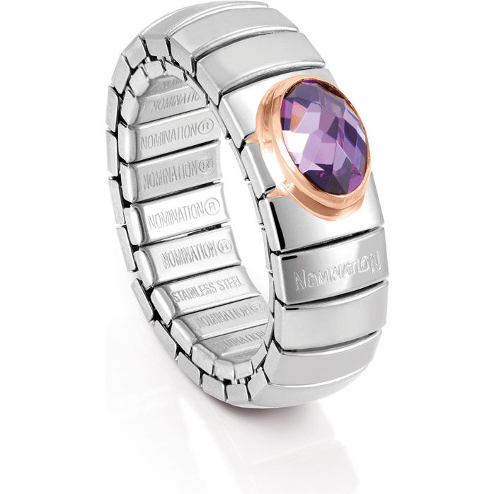 ring woman jewellery Nomination Anelli XTE 044004/001