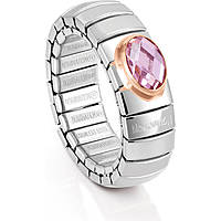 ring woman jewellery Nomination Anelli XTE 044004/003