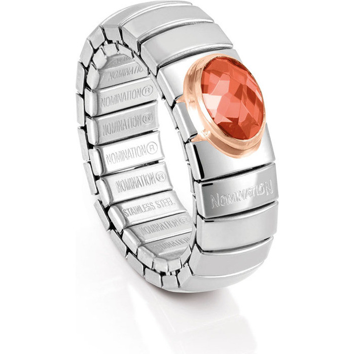 ring woman jewellery Nomination Anelli XTE 044004/005