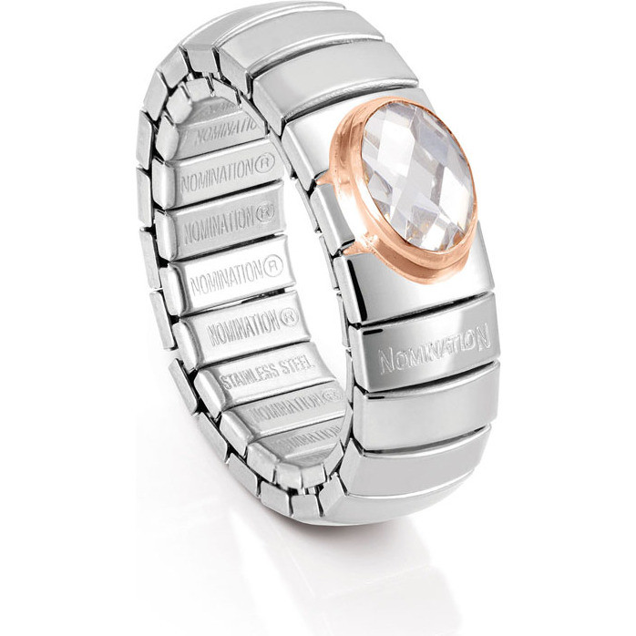 ring woman jewellery Nomination Anelli XTE 044004/010