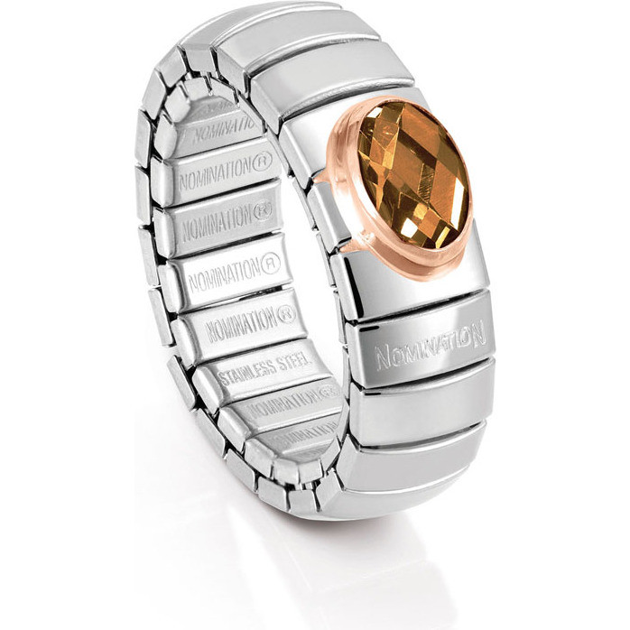 ring woman jewellery Nomination Anelli XTE 044004/012