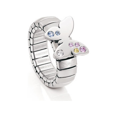 ring woman jewellery Nomination Butterfly 021303/005