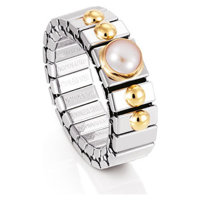 ring woman jewellery Nomination Extension 040101/015