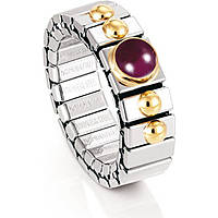 ring woman jewellery Nomination Xte 040102/010